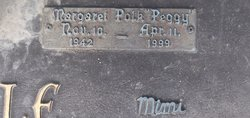 Margaret Peggy <i>Polk</i> Boepple