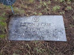 Edison J Case