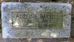 Adeline S. <i>Prosser</i> Barritt