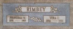 Vera Louise <i>Hand</i> Rimbey