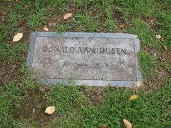 Donald Van Dusen