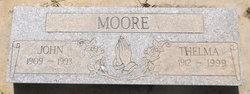 Thelma Annie <i>Thompson</i> Moore