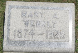 Mary Ann Wehrly
