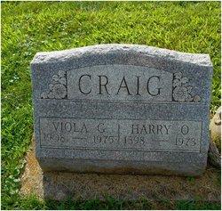 Harry O Craig