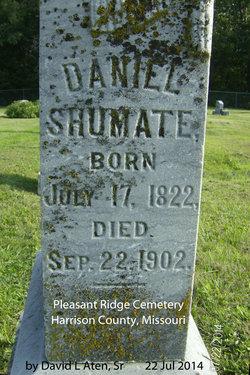 Daniel Shumate