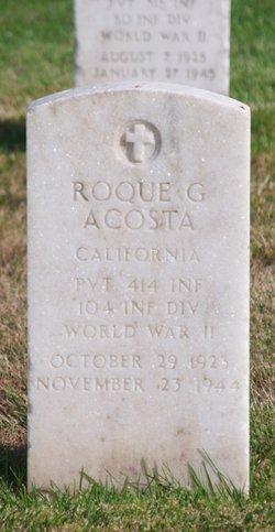 Roque G Acosta