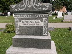 Harry W Craig