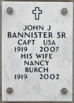 Nancy <i>Burch</i> Bannister