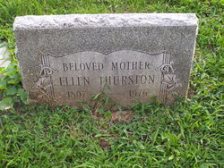 Ellen <i>Ahlborn</i> Thurston