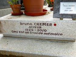 Bruno Cremer