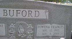 Rowena Frances <i>Heath</i> Buford