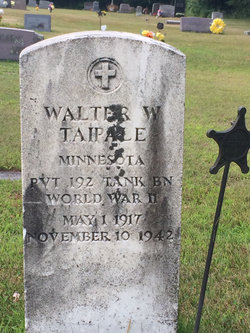 Pvt Walter W. Taipale