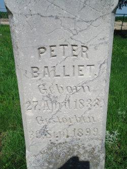 Peter Balliet