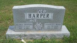 Charles Ross Harper