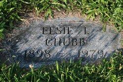 Elsie I <i>Shultz</i> Chubb