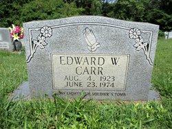 Edward W. Carr