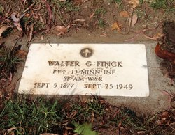 Walter G Finck