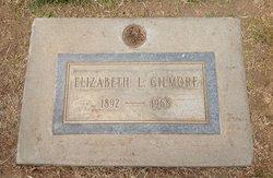 Elizabeth R Gilmore