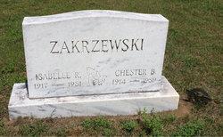 Isabelle R <i>Stoltz</i> Zakrzewski