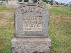 Mary Savilla <i>Williams</i> Barclay