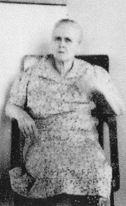 May Belle C. <i>Baker</i> Cochran