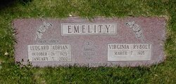 Virginia R Emelity