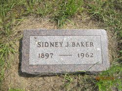 Sidney J. Baker