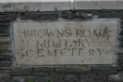Browns Road Military Cemetery