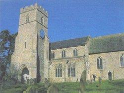 West Bradenham, St Andrew Churchyard
