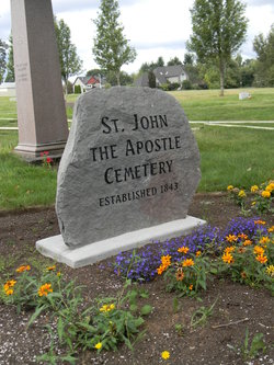 Saint John the Apostle Catholic Cemetery