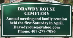 Drawdy Rouse Cemetery