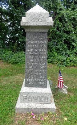 Eli Edward Power