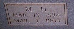 M. H. Baltimore