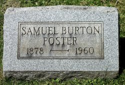 Samuel Burton Bert Foster