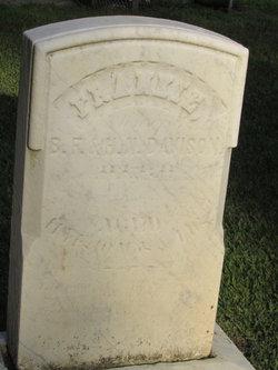 Benjamin Franklin Frankie Davison, Jr