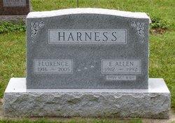 Florence V. <i>Oakes</i> Harness