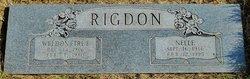 Nelle <i>Walker</i> Rigdon