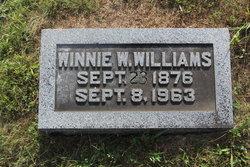 Winnie W. Williams