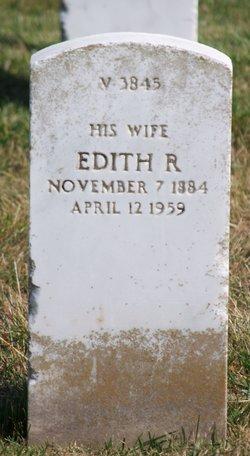 Edith R Bowie