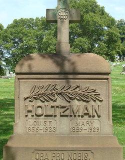 Mary Josephine <i>McMonigle</i> Holtzman