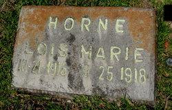 Lois Marie Horne