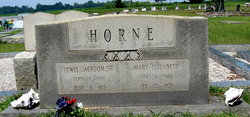 Mary Elizabeth Horne