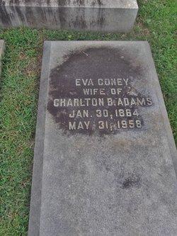 Eva Riley <i>Coney</i> Adams