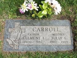 Julia Eulogia <i>Doyle</i> Carroll