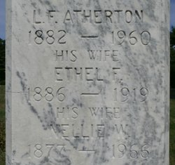 Ethel F Atherton