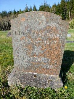 Margaret <i>Mathews</i> Durkee