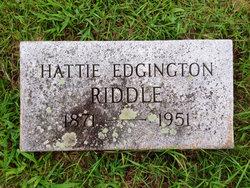 Hattie Riddle