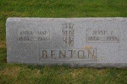 Anna Mae <i>Wolfe</i> Benton