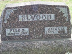 Fred Raymond Elwood