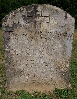 Jimmy R Coleman